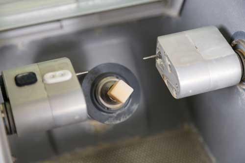 CAD/CAM-Verfahren zur Herstellung des Zahnersatzes [©ikonoklast_hh, fotolia.com]