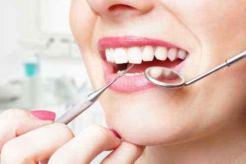 Zahnärztliche Kontrolle/Prophylaxe
