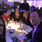 Weihnachtsfeier der Praxis WDR Arkaden Köln