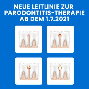 Neue Parodontitis Leitlinie